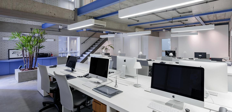 Projetos Corporativos - Asenne Arquitetura